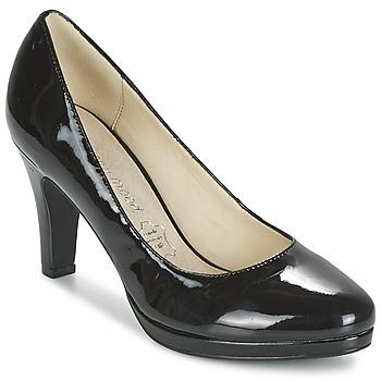 Chaussures Femme Escarpins Moony Mood FEROU Noir Vernis