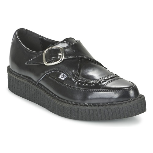 Chaussures Derbies TUK POINTED CREEPERS Noir