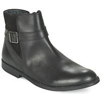 Chaussures Fille Boots Start Rite IMOGEN Noir