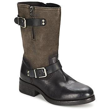 Chaussures Femme Bottes ville Koah JUNE Black