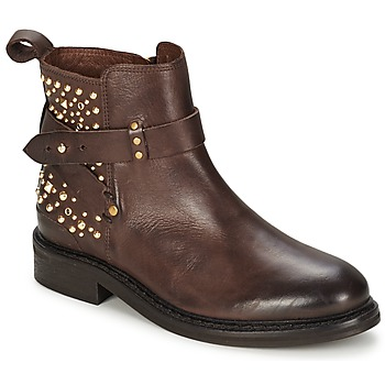 Chaussures Femme Boots Koah LAUREEN Dark Brown