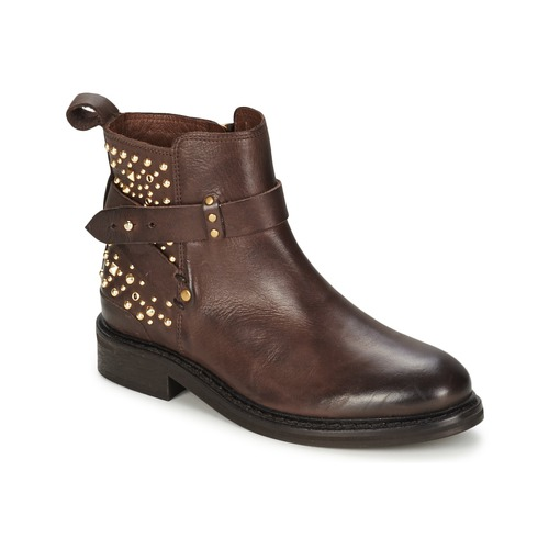 Chaussures Femme Boots Koah LAUREEN Dark Brown