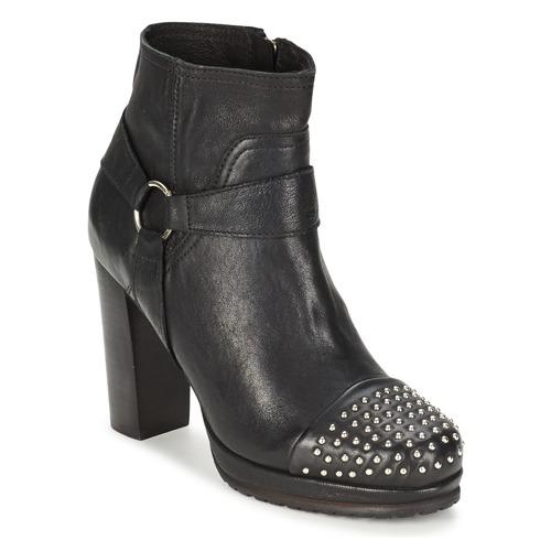 Chaussures Femme Low boots Koah BESSE Black