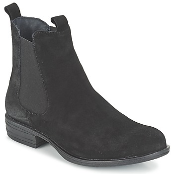 Chaussures Femme Boots Casual Attitude FENDA Noir