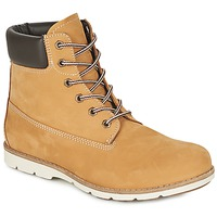Chaussures Homme Boots Casual Attitude GLORIL Jaune