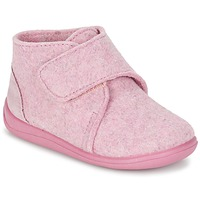 Chaussures Fille Chaussons Citrouille et Compagnie FELINDRA Rose