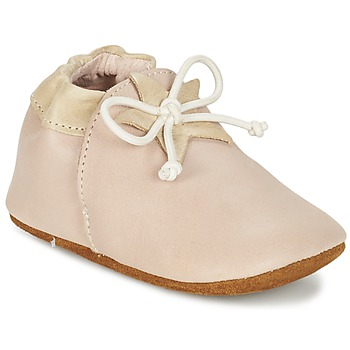 Chaussures Fille Chaussons Citrouille et Compagnie FONEMO Rose