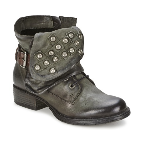 Chaussures Femme Boots Dream in Green TAWFIQ Gris