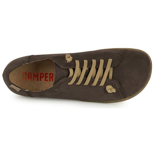 Camper PEU CAMI Marron
