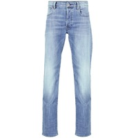 Vêtements Homme Jeans droit G-Star Raw 3301 STRAIGHT Denim