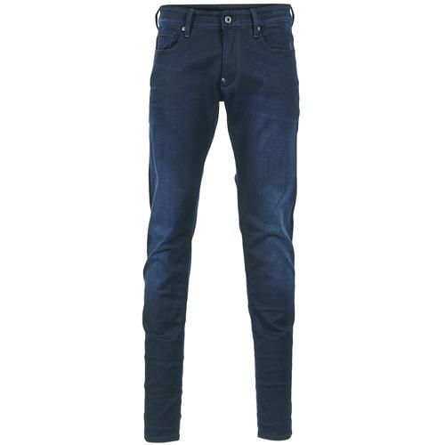 Vêtements Homme Jeans skinny G-Star Raw REVEND Indigo