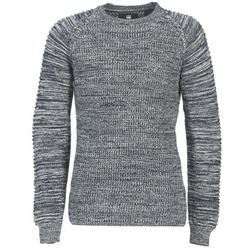 Vêtements Homme Pulls G-Star Raw SUZAKI R KNIT Marine chiné