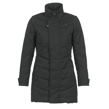 Vêtements Femme Parkas G-Star Raw MINOR CLASSIC QLT COAT Noir