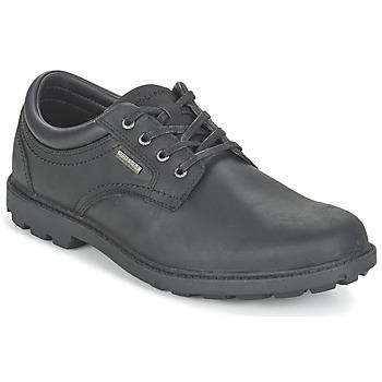 Chaussures Air max tnHomme Derbies Rockport RGD BUC WP PLAINTOE Noir