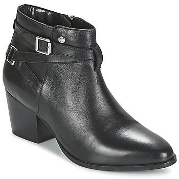 Chaussures Femme Bottines Elle PEREIRE Noir