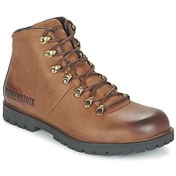 Chaussures Homme Boots Birkenstock HANCOCK MEN Noisette