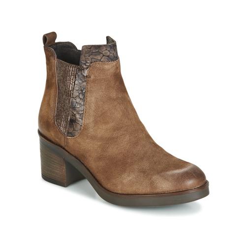 Chaussures Femme Bottines Mjus BOUNTY Beige