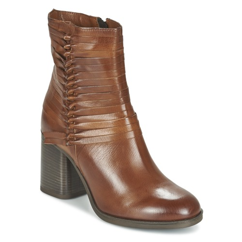 Chaussures Femme Bottines Mjus TUJA Camel