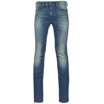Vêtements Homme Jeans slim Diesel THAVAR JOGGJEANS Bleu 857X