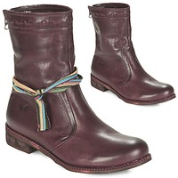 Chaussures Femme Boots Felmini BERTHA Bordeaux