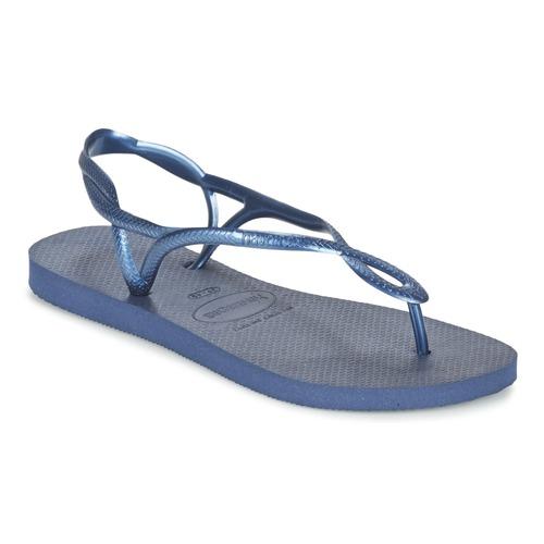 Chaussures Femme Sandales et Nu-pieds Havaianas LUNA Bleu marine