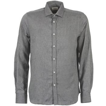 Vêtements Homme Chemises manches longues Casual Attitude FOLI Gris