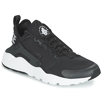 Nike AIR HUARACHE RUN ULTRA W Noir / Blanc