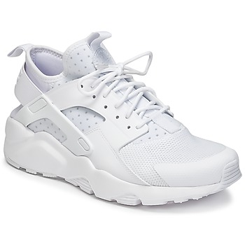Chaussures Air max tnHomme Baskets basses Nike AIR HUARACHE RUN ULTRA Blanc