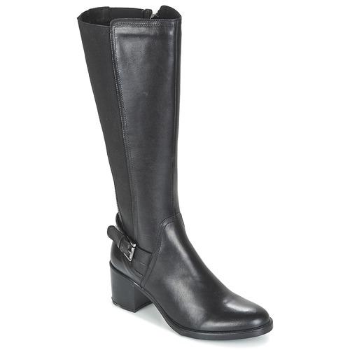 Chaussures Femme Bottes ville Betty London FAJIJE Noir