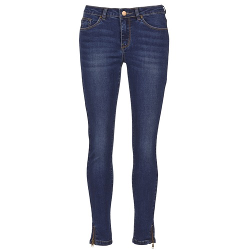 Vêtements Femme Jeans slim Moony Mood IFABANE Bleu