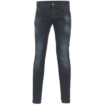 Vêtements Homme Jeans slim Replay ANBASS Bleu