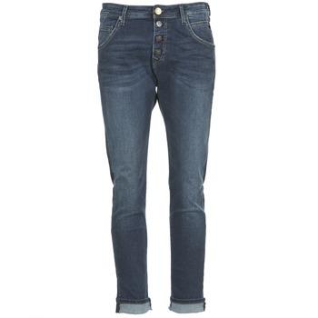 Vêtements Femme Jeans droit Replay PILAR Bleu