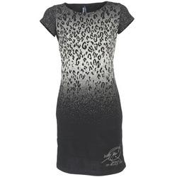 Vêtements Femme Robes courtes Desigual BELFUME Noir / Blanc