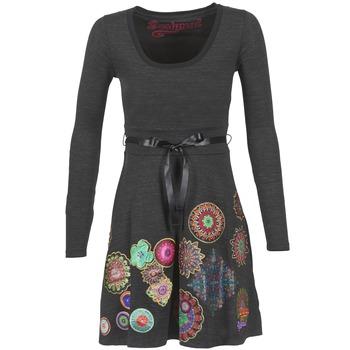 Vêtements Femme Robes courtes Desigual RIDOUBA Gris