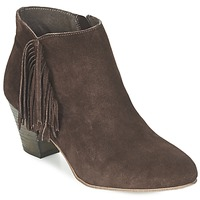Chaussures Femme Bottines Betty London FIANIDE Marron
