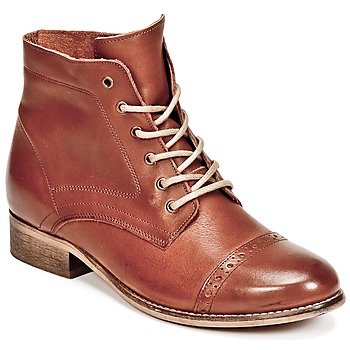 Chaussures Femme Boots Betty London FOLIANE Camel