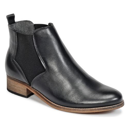 Chaussures Femme Boots Betty London FASSINE Noir
