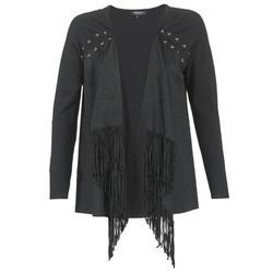 Vêtements Femme Gilets / Cardigans Morgan MIKER Noir
