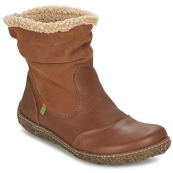 Chaussures Air max tnFemme Boots El Naturalista NIDO Marron