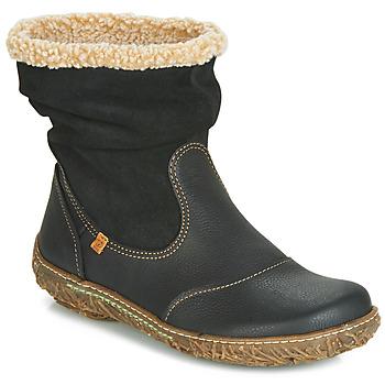 Chaussures Air max tnFemme Boots El Naturalista NIDO Noir
