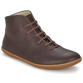 Chaussures Boots El Naturalista EL VIAJERO Marron