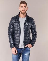 Vêtements Homme Doudounes Emporio Armani EA7 CORE ID 8NPB01 Marine