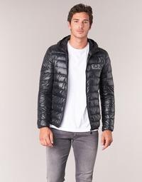 Vêtements Homme Doudounes Emporio Armani EA7 ANDOURALO Noir