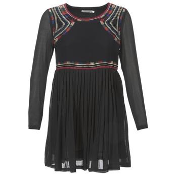 Vêtements Femme Robes courtes See U Soon SANCIE Noir