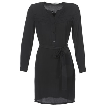 Vêtements Femme Robes courtes See U Soon SANTINE Noir