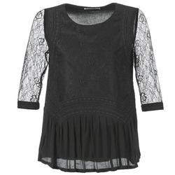 Vêtements Femme Tops / Blouses See U Soon SATURNIN Noir