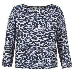 Vêtements Femme Pulls See U Soon SAVERIA Gris / Noir / Bleu