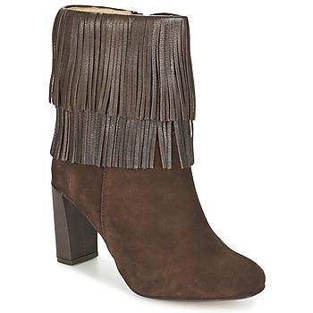 Chaussures Femme Bottines Betty London FAJIME Marron