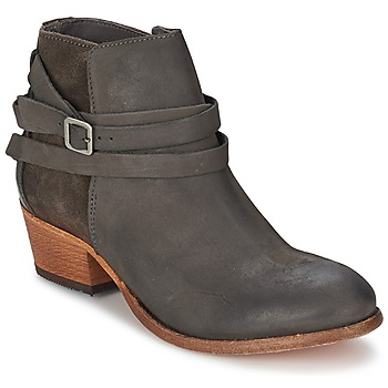 Chaussures Femme Bottines Hudson HORRIGAN Gris