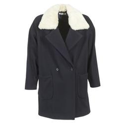 Vêtements Femme Manteaux Naf Naf AVINA Marine